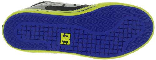 Dc Shoes Spartan High Wc D0302523, Scarpe Da Skateboard Uomo Black/Tennis