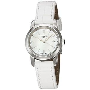 Tissot CLASSIC DREAM T0332101611100 – Reloj de mujer de cuarzo, correa