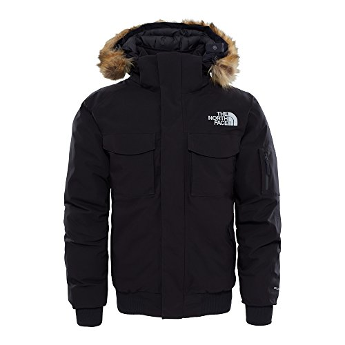 Face Jacket Down Gotham North (North Face M Gotham GTX Herren, L Schwarz)