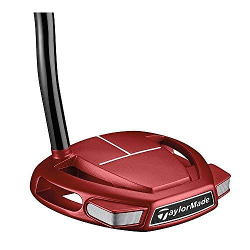 TaylorMade Golf 2018Spider Mini Putter, Herren, PT-Spider Mini Red DB, rot, 86,4 cm (34 Zoll)