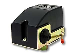 druckschalter sk 7 230v 1 phasig pumpensteuerung druckw chter f r hauswasserwerk brunnenpumpe. Black Bedroom Furniture Sets. Home Design Ideas