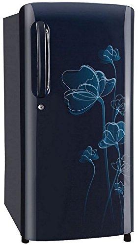 LG 190 L 3 Star Direct-Cool Single-Door Refrigerator (GL-B201AMHC, Marine Heart)