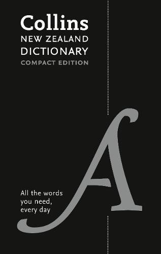 Collins New Zealand Compact Dictionary