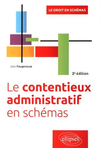 Le contentieux administratif en schémas par From Ellipses Marketing