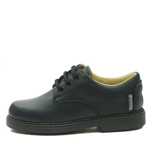 BOSTON LIGHT Step2wo School Shoe Laceup for Boys >      > Chaussures à lacets de l'école pour les garçons Navy Blue (bleu)