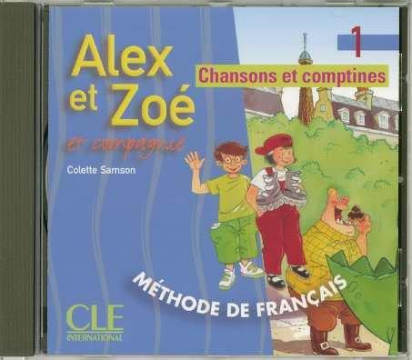Free Alex Et Zoe Et Compagnie 1 Chansons Et Comptines Methode De Francais Pdf Download Donnieryley