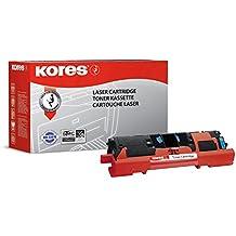 Kores Toner für hp Color LaserJet 1500/2500, cyan