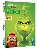 The Grinch (4K UltraHD + Blu-ray + Digital Download) [DVD] [2018]