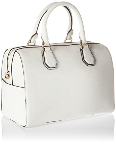 Michael Kors - Mercer Medium Duffle, Borsa a mano Donna Bianco (Optic White)