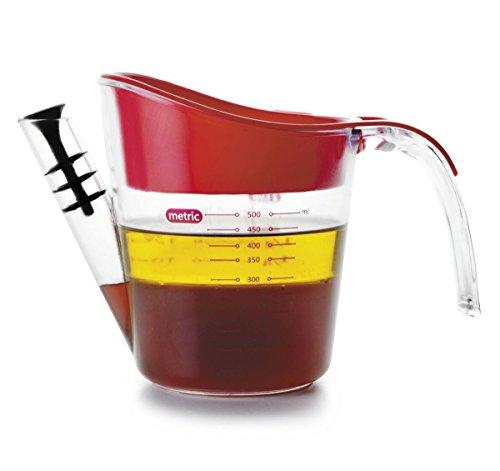 Fettabscheider Fett-Trenn-Kanne 500 ml