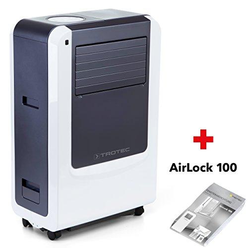 TROTEC Climatiseur local, climatiseur monobloc PAC 3500 X + Airlock 100