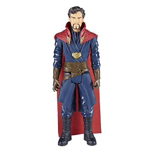 Marvel Infinity War Titan Hero Series - Doctor Strange with Titan Hero Power FX Port  (Multi Color)