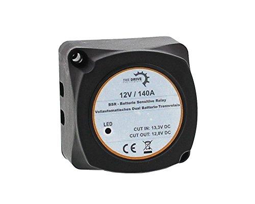 Batterie vollautomatisches Dual Trennrelais 12V 140 Ampere von The Drive