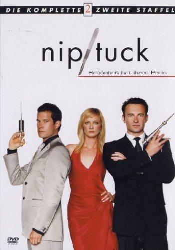 Nip/Tuck - Die komplette zweite Staffel [6 DVDs]
