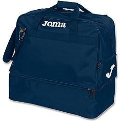 Joma Training III Bolsa, Azul Marino, S