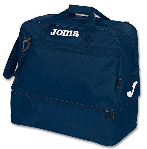 Joma Training III Bolsa, Unisex, Azul Marino, S