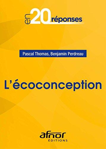 Téléchargez des livres gratuits pour iPad L'écoconception: En 20 Réponses PDF PDB CHM B013KJBXFI