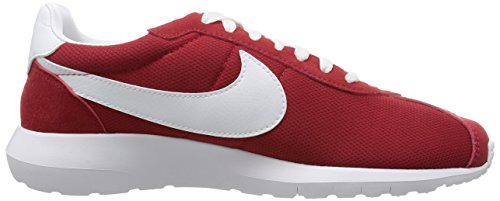 Nike Roshe LD-1000 QS, Chaussures de Running Entrainement Homme, Gris, Talla Rojo / Blanco (Vrsty Red / White-Sfty Orng-Blk)