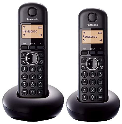 Panasonic KX-TGB212SPB - Teléfono fijo digital DECT