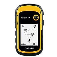 Garmin Unisex 100097000 Gps Cihazı Etrex, Siyah/Sarı