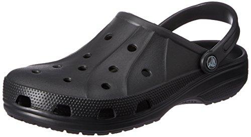 Zoccoli Rana Unisex Per Adulti Crocs, Blu Scuro (nero)