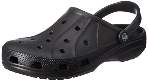 Crocs Ralen Clog, Zoccoli Unisex – Adulto Nero (Black)