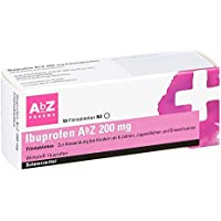Ibuprofen AbZ 200mg 50 stk preisvergleich bei billige-tabletten.eu