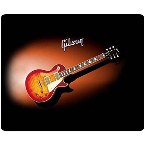 Gaming Maus Pad Oblong Geformte Gibson Gitarre Personalisierte Mauspad Design Eco Naturkautschuk Durable Computer Desk Stationery Zubehör Maus Pads für Geschenk von D-2016 -