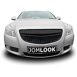 JOM 6320035MOE Front Grill Opel Insignia 08-, black, sport look