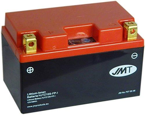 Preisvergleich Produktbild Batterie Lithium Yamaha YZF-R1 1000 RN22 JMT HJTZ10S-FP 12V