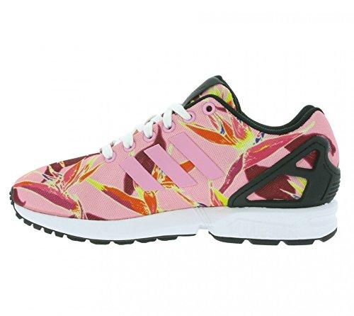 Adidas - Zx Flux, Sneakers da uomo Rosa