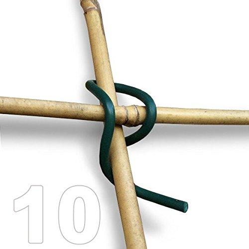 Clips x10 - Structure en tuteurs