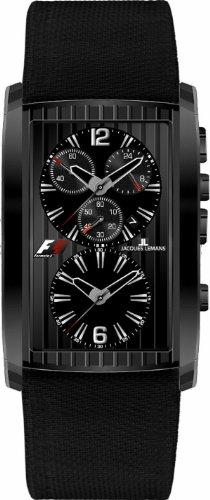 Jacques Lemans Gents Watch Formula 1 F-5027 Dualtime - Chrono C