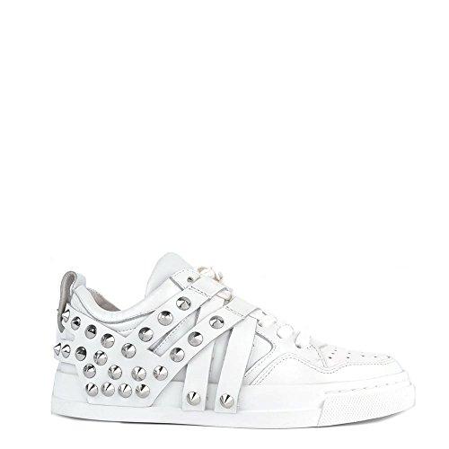 Ash Scarpe Extra Sneaker Bianco Donna 39 EU Bianco