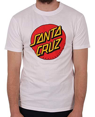 Santa Cruz T-shirts - Santa Cruz Classic Dot T-...