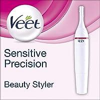 Veet Sensitive Precision Beauty Styler - Kit de depilación sin frustración, Pack de 1 (1 x 1 pieza)