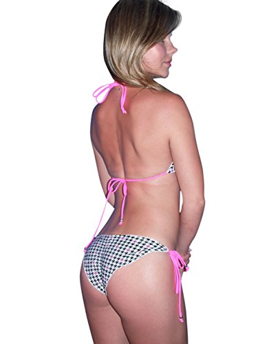 Ingear Women's Bikini Set Assorted Pink