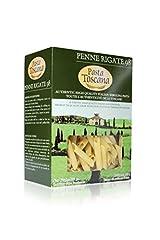 Idea Regalo - Pasta Toscana Penne Rigate Trafilata In Bronzo