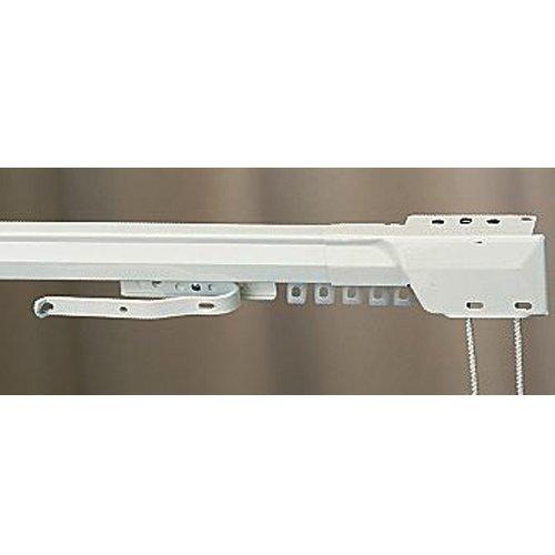 Superfine traverse 121,9 cm -86 cm Rideau De droite à sens unique