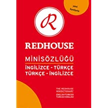 Redhouse Mini Sözlüğü: İng.-Türk./Türk-İng (Kırmızı Küçük)