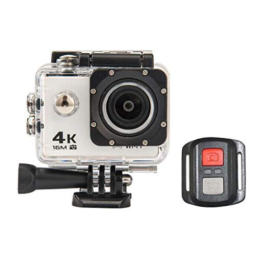 Morza Stabiles ABS-Action-Kamera Ultra HD 4K Wasser Wasserdichte Sturzhelm-Videoaufnahmekameras Sport Cam -