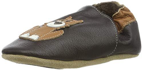 ceeecb3695693 HOBEA-Germany Lauflernschuhe Löwe Leo Chaussures Bébé Quatre Pattes (1-10  Mois)