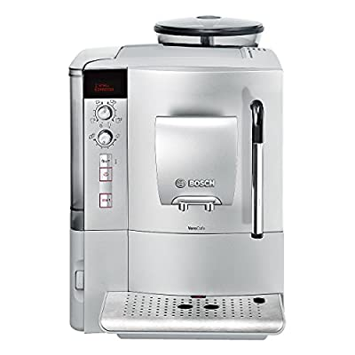 Bosch VeroCafe Fully automatic espresso coffee machine Silver - TES50221GB by Bosch