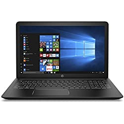 "HP Pavilion Power 15-cb000ns - Ordenador Portátil de 15.6"" Full HD (Intel Core i5-7300HQ, 8 GB RAM, 1 TB HDD, Nvidia GeForce GTX 1050 2 GB, Windows 10); Negro y Blanco - teclado QWERTY Español"