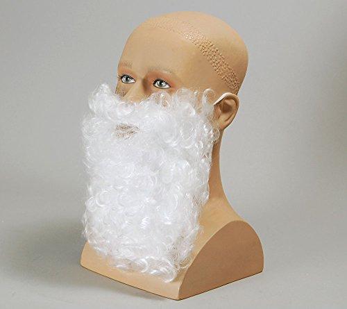 Nylon weihnachtsmann Fasching Anzug (Bart Ideen Kostüme)