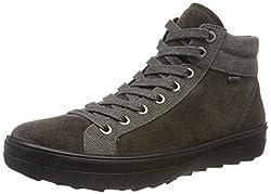 Legero Damen Mira Gore-Tex Hohe Sneaker, Grau (Ossido (Grau) 28), 40 EU