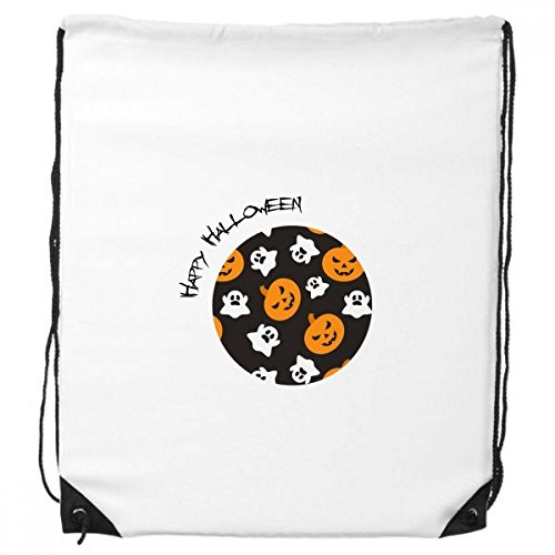 DIYthinker Kürbis Halloween Hallowmas Geist-Rucksack Einkauf Gift Sporttaschen