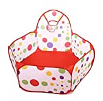 1.2M Foldable Kids Ocean Ball Children Pool Pit Game Play Toy Tent Baby Safe Playpen