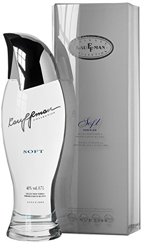 Kauffman Wodka Soft Selected (1 x 0.7 l)