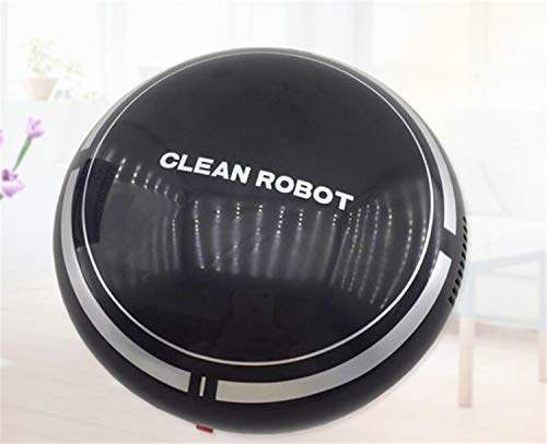 Automatischer Reinigungsroboter, Roboterstaubsauger Drop-Sensing Anti-Spill-Mülleimer 150ml, 1200Pa...